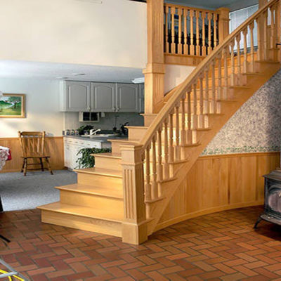 Kết quả hình ảnh cho cầu thang gỗ 400x400